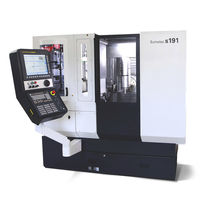 CNC milling-turning center / horizontal / 7-axis / with linear motor