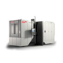 4-axis machining center / horizontal