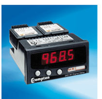 Electromechanical relay / control / panel-mount / digital display