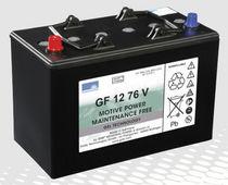 Lead-acid gel battery