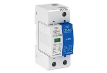 Type 2 surge arrester / DIN rail