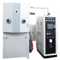 PVD deposition machine / sputtering / thermal evaporation / ion beam-assisted