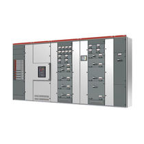 Secondary switchgear / low-voltage / compact / power distribution