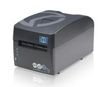 Thermal transfer printer / label / desktop / high-resolution