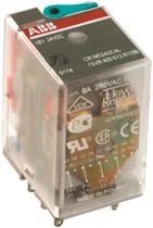 AC electromechanical relay / plug-in / interface / miniature