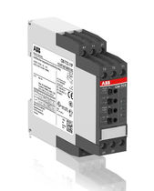 Temperature monitoring relay / DIN rail