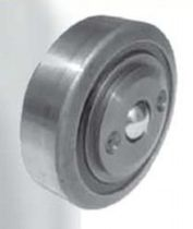 Guide roller / stainless steel / ball bearing
