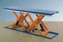 Tandem lift table / scissor / hydraulic