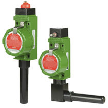Wireless limit switch / point-to-point
