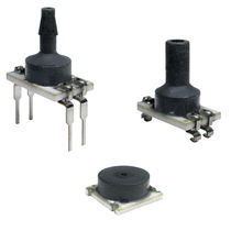 Surface-mount pressure sensor / for printed circuit boards / for HVAC systems / for liquids and gases