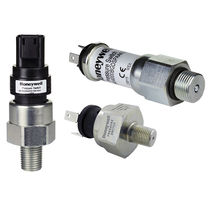 Thin-film pressure switch / vacuum / piston / mechanical