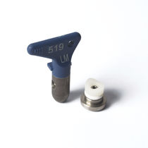 Paint spray unit / low-pressure / high-pressure / for heavy-duty applications