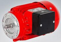 AC motor / three-phase / asynchronous / 230V