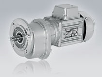 Brushless electric gearmotor / DC / parallel-shaft / spur