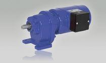 DC electric gearmotor / coaxial / spur