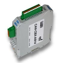 Analog I O module / CANopen / 8-I / insulated