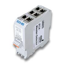 Industrial Ethernet selector / DIN rail / Ethernet