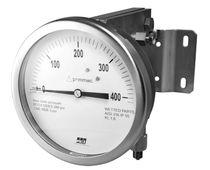 Diaphragm pressure gauge / differential / analog / process