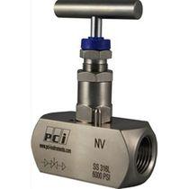 Needle valve / manual / isolation