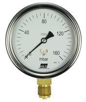 Capsule pressure gauge / analog / process
