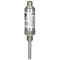 Pt100 temperature transmitter / 4-20 mA
