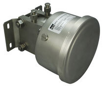 Differential pressure switch / diaphragm / for fluids / ATEX