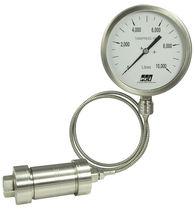 Hydrostatic level gauge / liquid / dial / for tanks