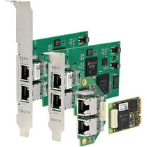 PCIe interface card / Ethernet / ProfiNet / industrial