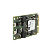 Mini PCI Express interface card / CAN / industrial