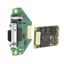 Mini PCI Express interface card / PROFIBUS / industrial / slave