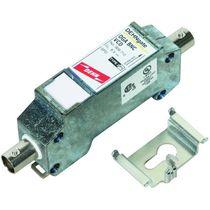 DIN rail surge arrester / RF / low-voltage / combined