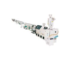 Tube extrusion line / for PP-R