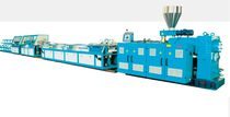Panel extrusion line / for PP / for PVC / for PE