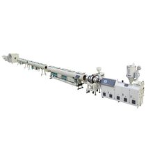 Multilayer extrusion line / for tubes / for PP / for PP-R