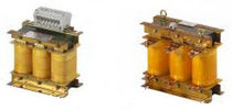 Isolation transformer / cast resin / three-winding / floor-standing