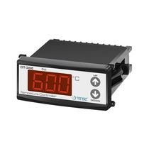 Digital temperature controller / thermoelectric / heating / panel-mount