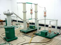 Modular test system / impulse voltage / high-current / laboratory