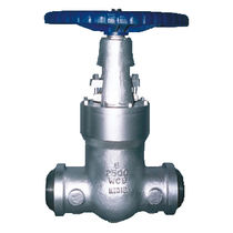 Globe valve / with handwheel / isolation / for acids