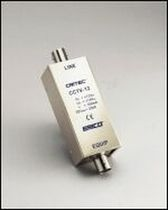 Type 3 surge arrester / in-line / telecommunications / for radiofrequency applications