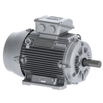 AC motor / asynchronous / 200V / for smoke and heat exhaust ventilation systems