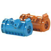 AC motor / asynchronous / 22 V / tube-cooled
