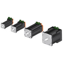 Three-phase servo-drive / CANopen / control / positioning