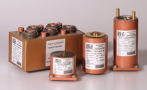 Film capacitor / screw terminal / for induction heating
