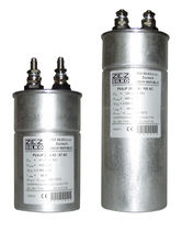 Film capacitor / cylindrical / AC / filter