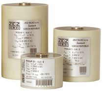 Film capacitor / cylindrical / snubber / for IGBT