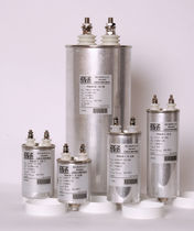 Aluminum capacitor / cylindrical / power / high-voltage