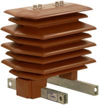 Instrument transformer / encapsulated / DIN rail mount / high-voltage