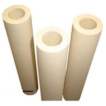 Water filter cartridge / for solvents / depth / ceramic