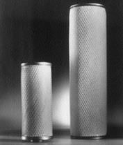 Stainless steel filter element / ammonia / coalescing