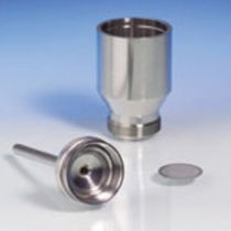 Stainless steel funnel / filter
